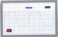 Sony Xm Xplod N Class Ab  Channel Car Amplifier W