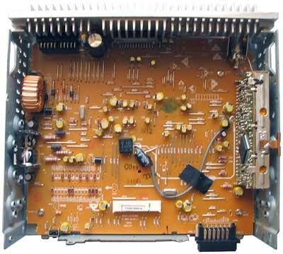 Вид на компоновку основной