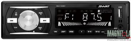 Бездисковый ресивер поддержкой Bluetooth SWAT MEX-1029BT