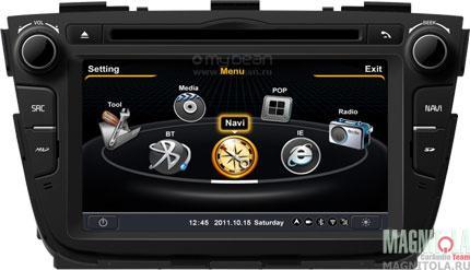 Мультимедийная система для штатной установки, с навигацией для KIA Sorento (2013-) MyDean 1224