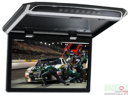 Потолочный монитор со встроенным медиаплеером AVEL AVS1507MPP black