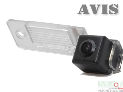 Камера заднего вида для автомобилей VW Tiguan AVIS AVS312CPR (104)