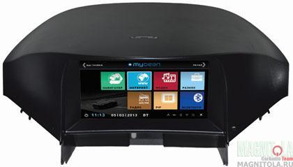 Мультимедийная система для штатной установки, с навигацией для Chevrolet Orlando MyDean 3155