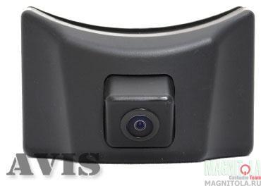 Камера переднего вида для автомобилей Toyota Land Cruiser Prado 150 AVIS AVS324CPR (121)