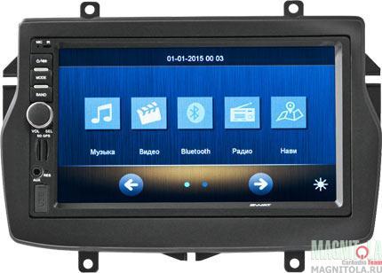 Мультимедийная система для штатной установки, с навигацией для Lada Vesta SWAT 42-1202