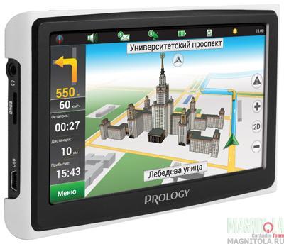GPS-навигатор Prology iMap-4300 black/white