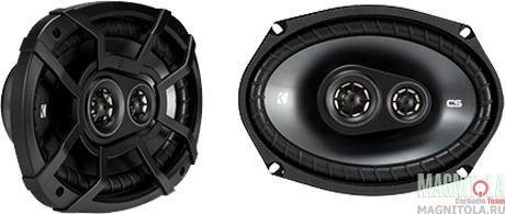 Коаксиальная акустическая система Kicker 43CSC6934