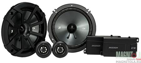 Компонентная акустическая система Kicker 43CSS654