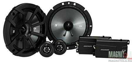 Компонентная акустическая система Kicker 43CSS674