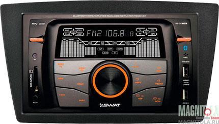 Мультимедийная система для штатной установки для Lada Granta без рул.упр SWAT 46-1201