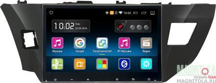 Мультимедийная система для штатной установки для Toyota Corolla (2013-2016) MyDean 4610/4307