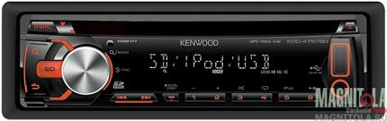 CD/MP3-ресивер с USB Kenwood KDC-4757SD