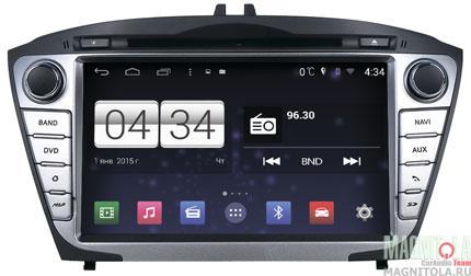 Мультимедийная система для штатной установки, с навигацией для Hyundai ix35 (2010-2015) MyDean 5361M1