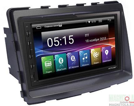 Мультимедийный комплект для штатной установки для SsangYong Stavic 14+ INCAR 87-7705