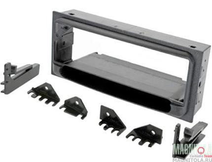 Переходная рамка 1DIN для автомобилей Chevrolet Tahoe 95-02, Blazer 89-01,Yukon 95-02 MeTra 99-4000