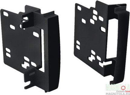 Переходная рамка 2DIN для автомобилей Chrysler, Dodg, Jeep 07+ MeTra 95-6511