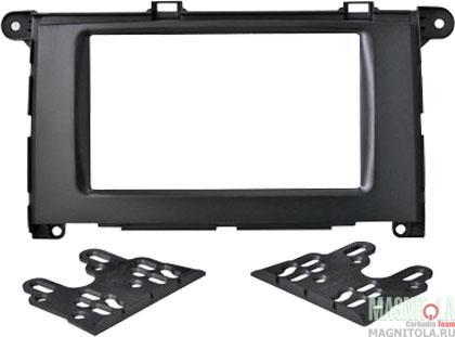 Переходная рамка 2DIN для автомобилей Toyota Siena 2011+ INCAR 95-8229A