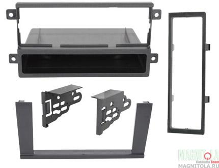Переходная рамка 2/1DIN для автомобилей Honda Element 03-07 (крепеж) MeTra 99-7863