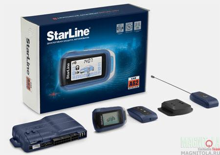 ������������� ������������ StarLine A62 Dialog CAN