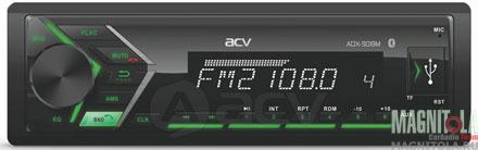 Бездисковая магнитола с поддержкой Bluetooth ACV ADX-901BM