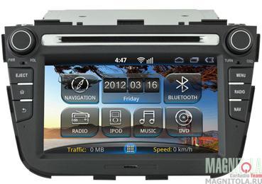 Мультимедийная система для штатной установки, с навигацией для Kia Sorento 2013+ INCAR AHR-1884 ST