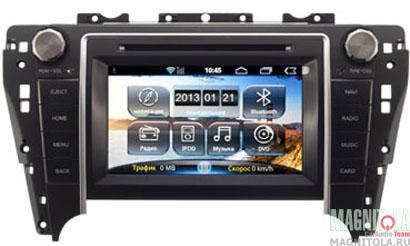 Мультимедийная система для штатной установки, с навигацией, для Toyota Camry (2011-2013) INCAR AHR-2281CA