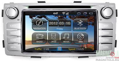 Мультимедийная система для штатной установки, с навигацией для Toyota Hilux 2012+ INCAR AHR-2286 HX