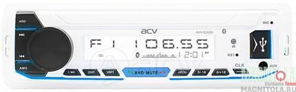 Бездисковый ресивер для водного транспорта с поддержкой Bluetooth ACV AMR-904BM