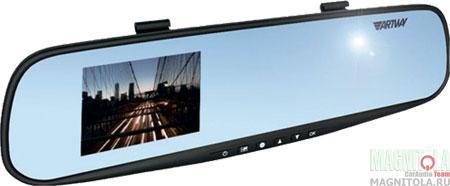 Зеркало заднего вида со встроенным видеорегистратором Artway AV-602