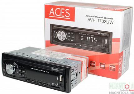Бездисковый ресивер ACES AVH-1702UW
