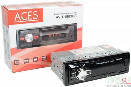 Бездисковый ресивер ACES AVH-1903UR