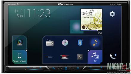 2DIN мультимедийный центр Pioneer AVH-Z5000BT