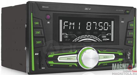 2DIN бездисковый ресивер с поддержкой Bluetooth ACV AVS-2600BM