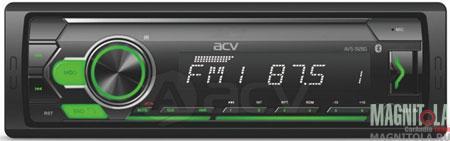 Бездисковый ресивер с поддержкой Bluetooth ACV AVS-912BG