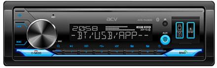Бездисковый ресивер с поддержкой Bluetooth ACV AVS-940BM