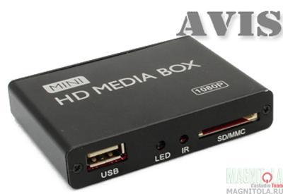 Медиаплеер AVIS AVS0155PP