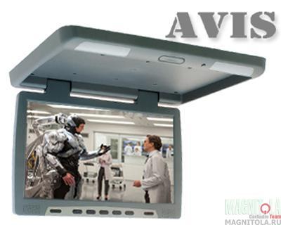Потолочный монитор AVIS AVS1520MPP black