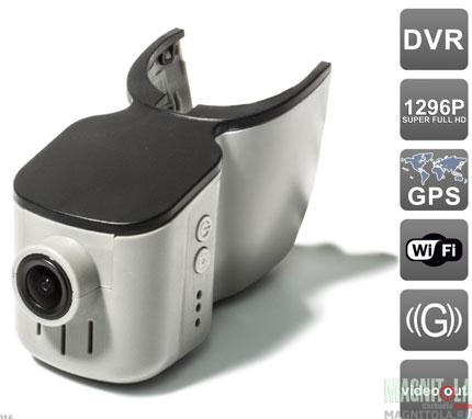 Автомобильный видеорегистратор для автомобилей AUDI (с датчиком дождя) AVEL AVS400DVR (101)