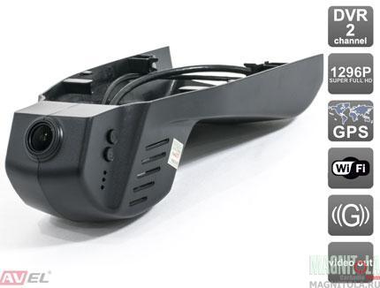 Автомобильный видеорегистратор для автомобилей BMW AVEL AVS400DVR (112)