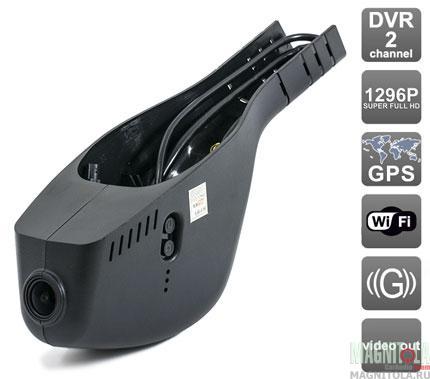 Автомобильный видеорегистратор для автомобилей VW/SKODA/SEAT AVEL AVS400DVR (115)