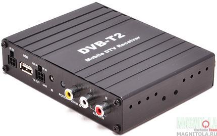 Цифровой TV-тюнер с функцией медиаплеера AVIS AVS7000DVB