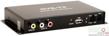 Цифровой TV-тюнер с функцией медиаплеера AVIS AVS7001DVB