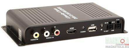 Цифровой TV-тюнер с функцией медиаплеера AVIS AVS7004DVB