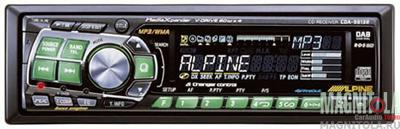 CD/MP3-������� Alpine CDA-9813R