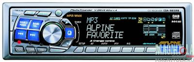 CD/MP3-������� Alpine CDA-9815RB