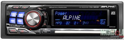 CD/MP3-ресивер Alpine CDA-9853R
