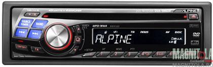 DVD-ресивер Alpine DVA-9860R