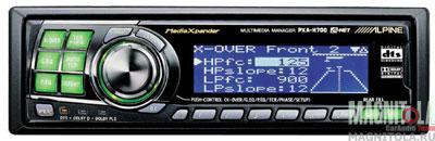 ��������� Alpine PXA-H700 Multimedia Manager