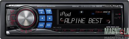 CD/MP3-ресивер Alpine CDA-9883R