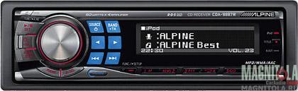 CD/MP3-ресивер Alpine CDA-9887R
